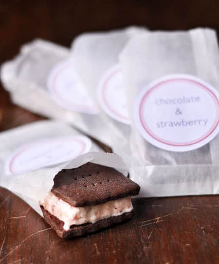 How To Make Ice Cream Sandwiches At Home Street Fair Food Week: gallery image 8