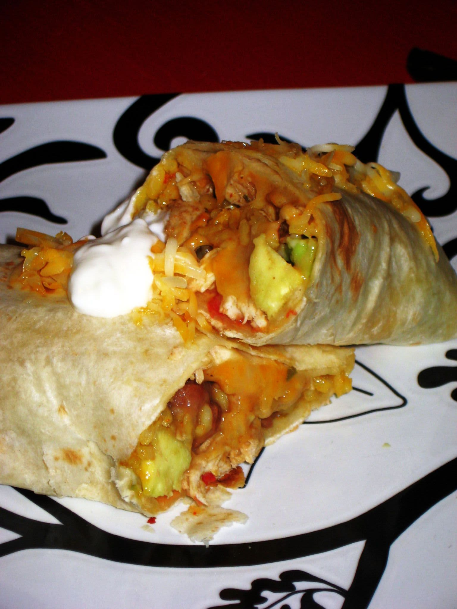 """Jessica's """"Planned"""" Leftover Burritos Quick Weeknight Meals Recipe Contest 2009: gallery image 1"""
