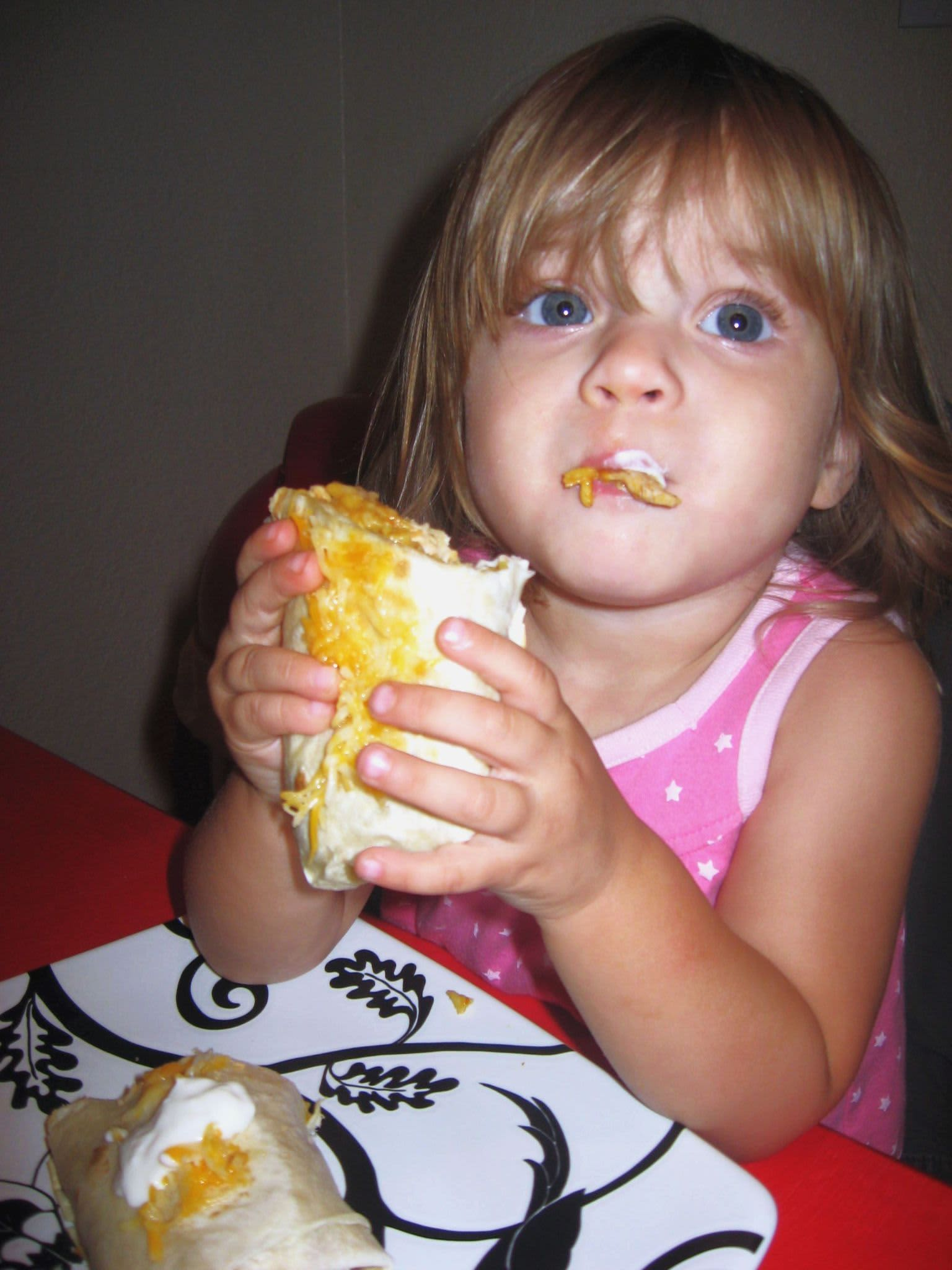 """Jessica's """"Planned"""" Leftover Burritos Quick Weeknight Meals Recipe Contest 2009: gallery image 5"""