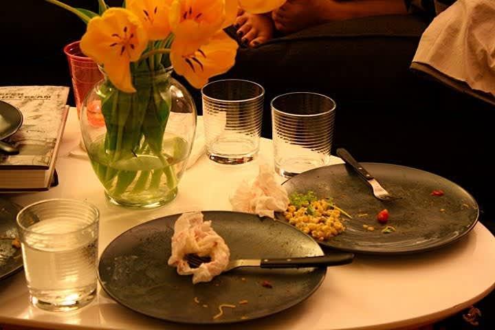 Cara's Spinach-Pie Quesadillas Quick Weeknight Meals Recipe Contest 2009: gallery image 5