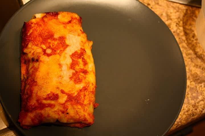 Cara's Spinach-Pie Quesadillas Quick Weeknight Meals Recipe Contest 2009: gallery image 4