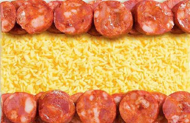 Look! Food Flags For The Sydney International Food Festival: gallery image 12