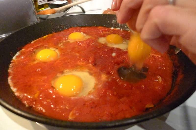 Paul's Uova In Purgatorio Quick Weeknight Meals Recipe Contest 2009: gallery image 2