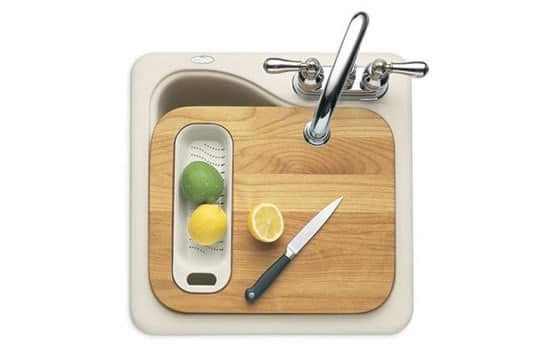 Create Counter Space: Over-the-Sink Cutting Boards: gallery image 8