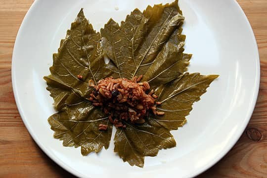 How To Make Your Own Dolmas (Stuffed Grape Leaves): gallery image 4
