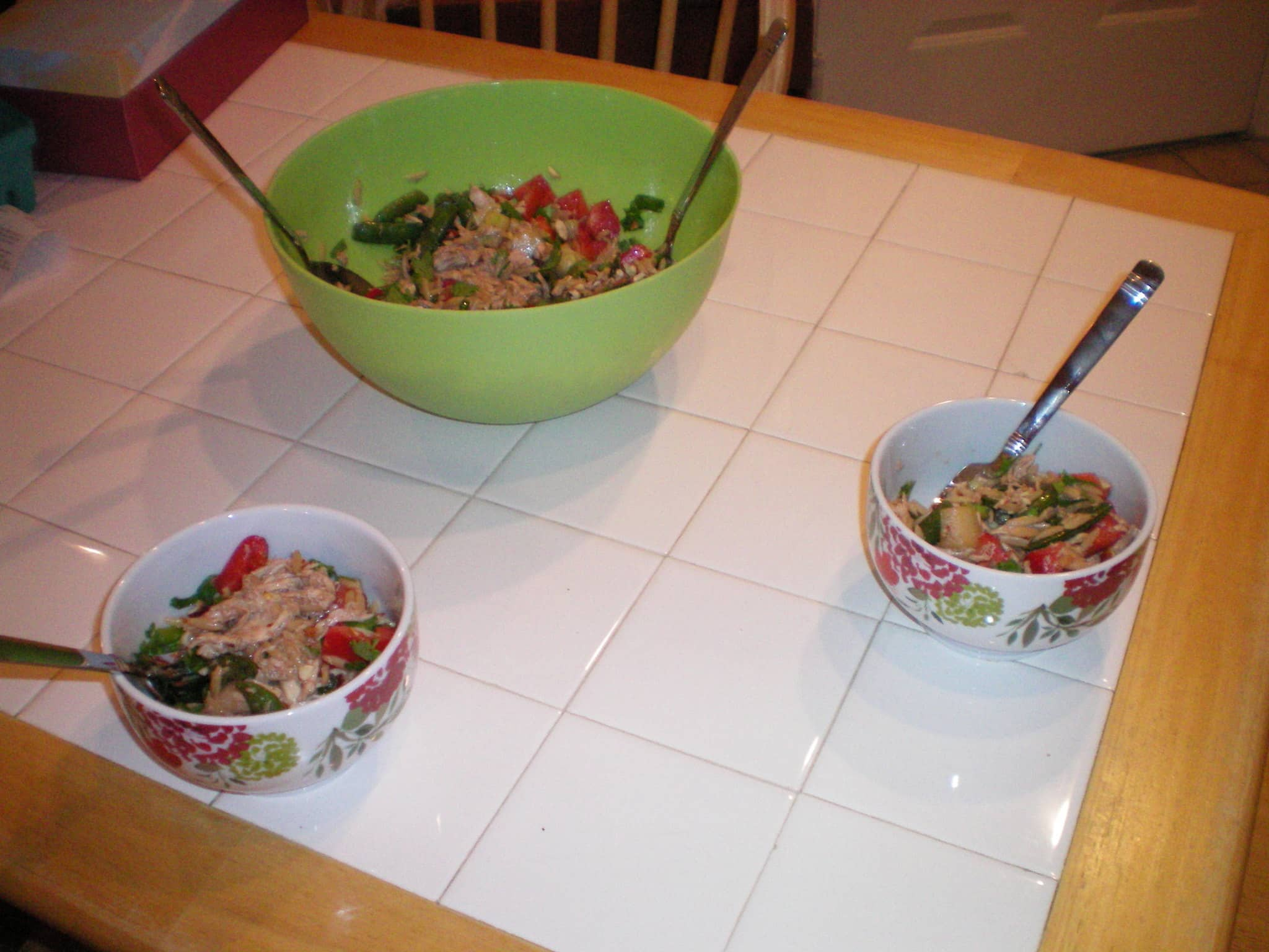 Erica's Asian-Inspired Chicken and Orzo Salad Quick Weeknight Meals Recipe Contest 2009: gallery image 5