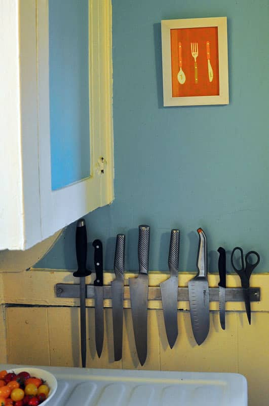 Kitchen Tour: Gregory and Emily's Colorful Kitchen: gallery image 5