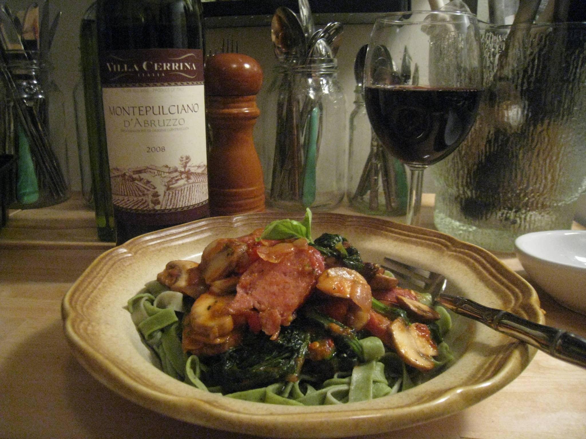 Michelle's Spicy Kielbasa Pasta Quick Weeknight Meals Recipe Contest 2009: gallery image 1