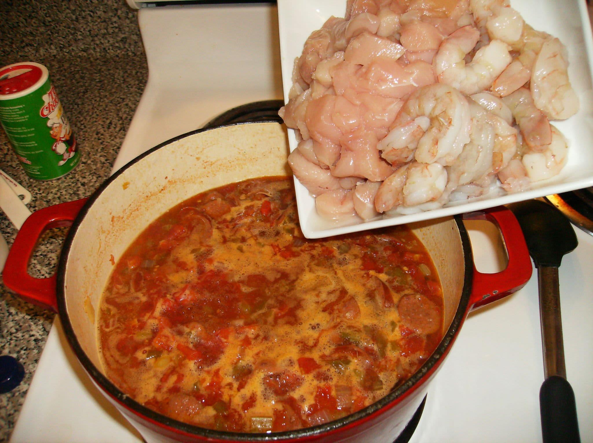 Diana's Quick Jambalaya Quick Weeknight Meals Recipe Contest 2009: gallery image 5
