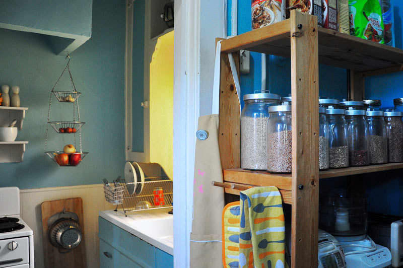 Kitchen Tour: Gregory and Emily's Colorful Kitchen: gallery image 13