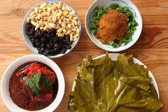 How To Make Your Own Dolmas (Stuffed Grape Leaves): gallery image 3