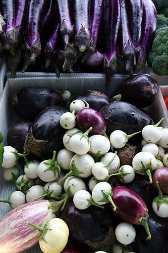 A Purple Theme at the San Rafael Farmer's Market: gallery image 7