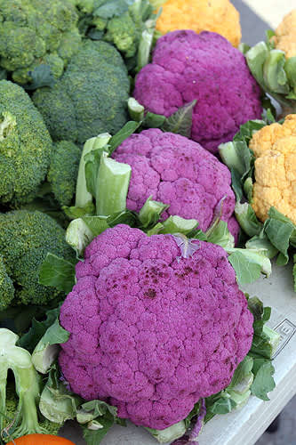 A Purple Theme at the San Rafael Farmer's Market: gallery image 6