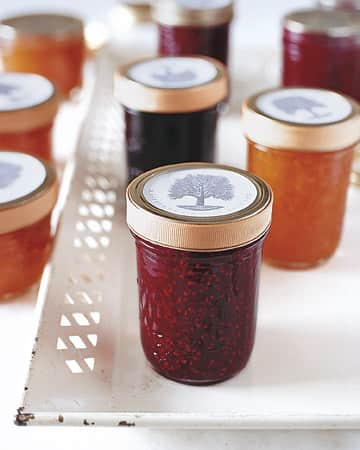 Decorate Your Jars! Five Lovely Canning Label Templates: gallery image 3