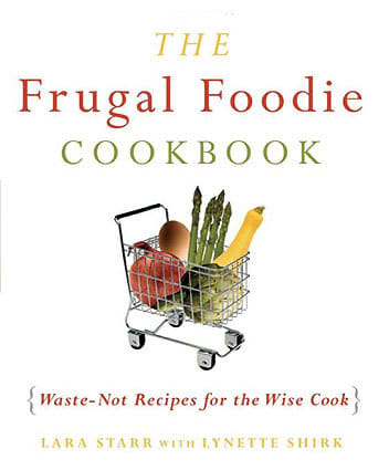 Book Recommendation: The Frugal Foodie Cookbook: gallery image 1