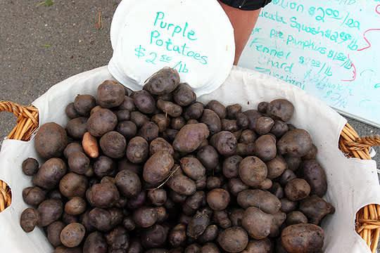 A Purple Theme at the San Rafael Farmer's Market: gallery image 8