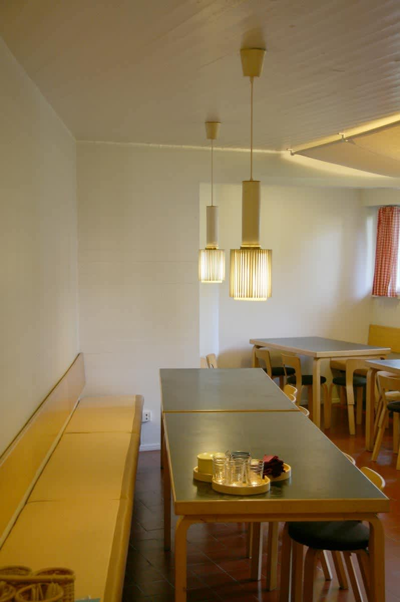 Alvar Aalto's Spare and Simple Studio Kitchen: gallery image 6