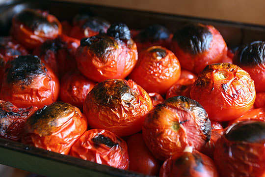 Home Canning Project: Roasted and Canned Tomatoes: gallery image 3