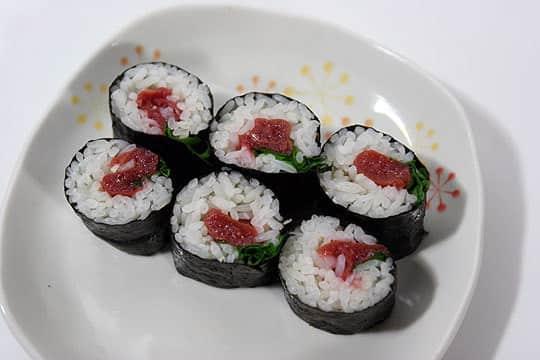 Try This: Umeshiso Maki Sushi: gallery image 1