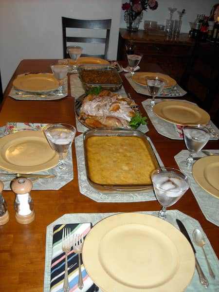 A Feast of Photos: Your Holiday Tables and Food: gallery image 16