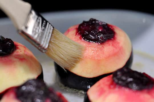 Recipe: Baked Apples with Cranberry Sauce: gallery image 5