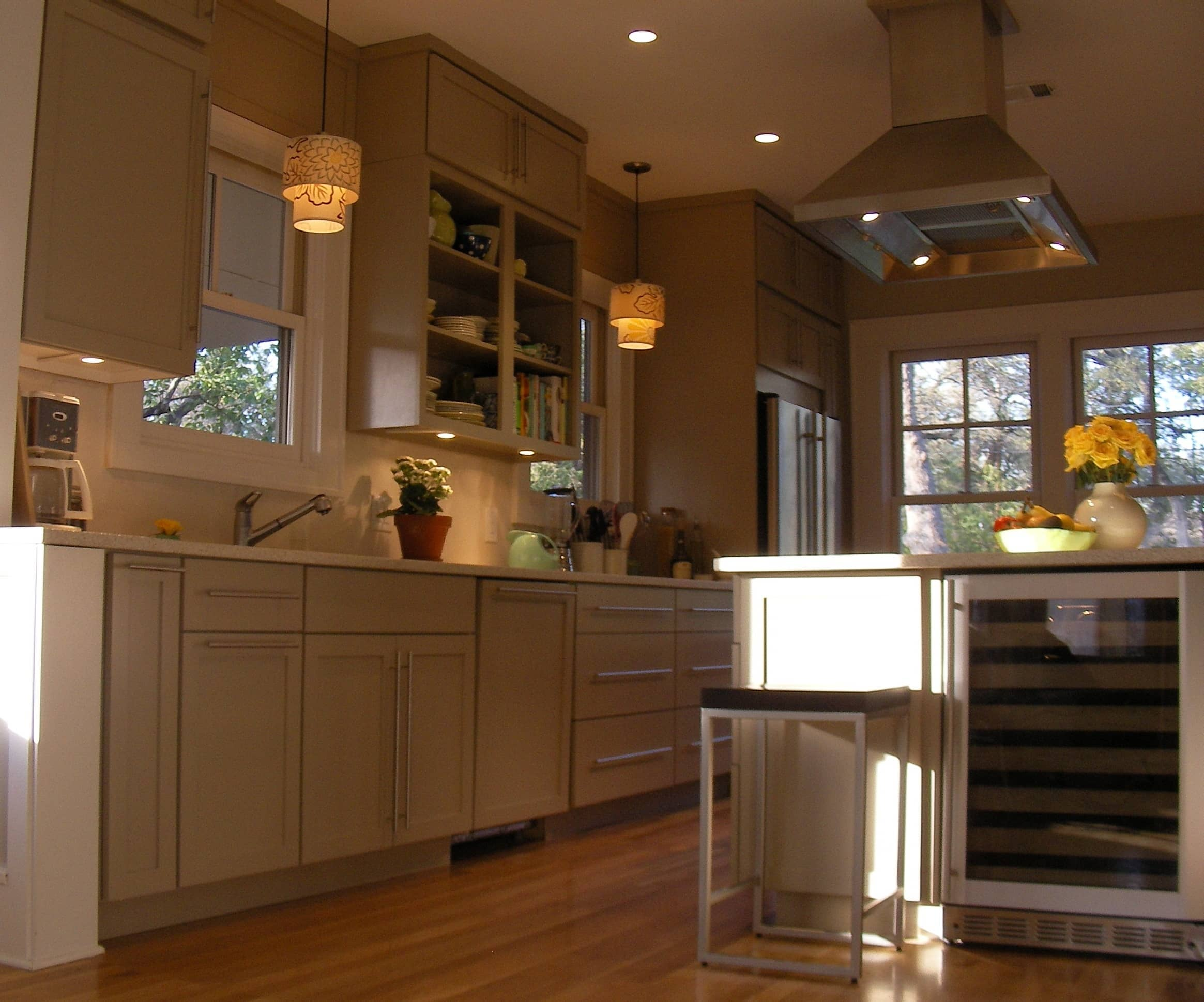 Before & After: Kelly Moseley's Calming Austin Kitchen: gallery image 4