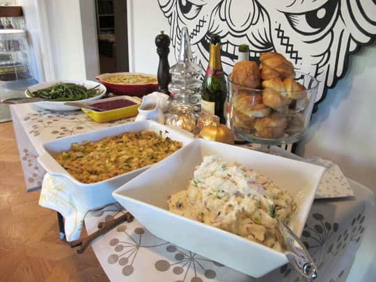 A Feast of Photos: Your Holiday Tables and Food: gallery image 10