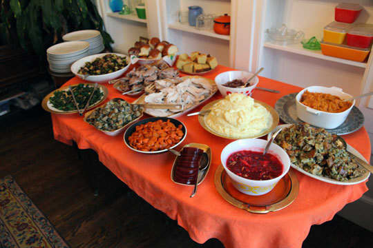 A Feast of Photos: Your Holiday Tables and Food: gallery image 4