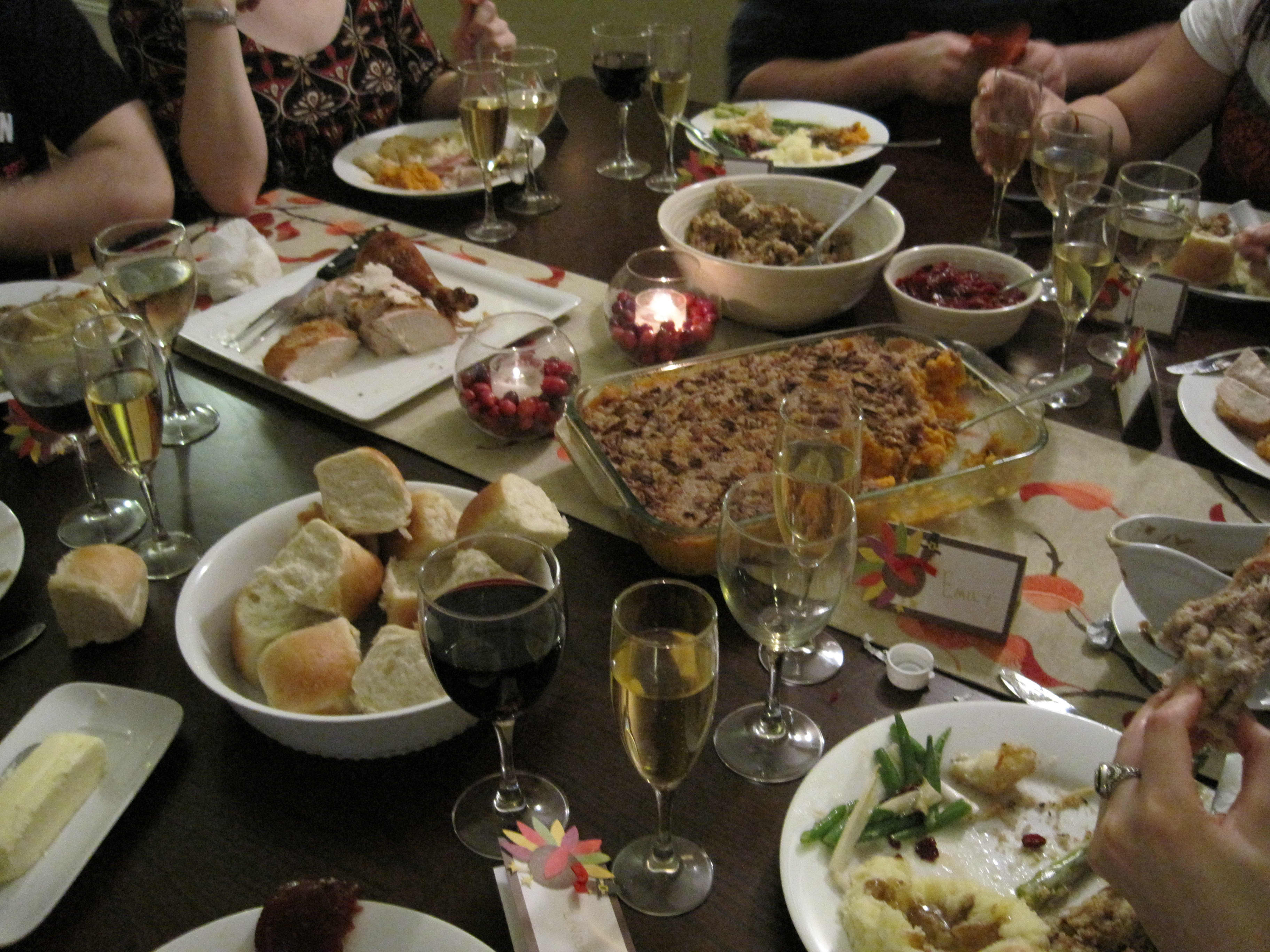 A Feast of Photos: Your Holiday Tables and Food: gallery image 43