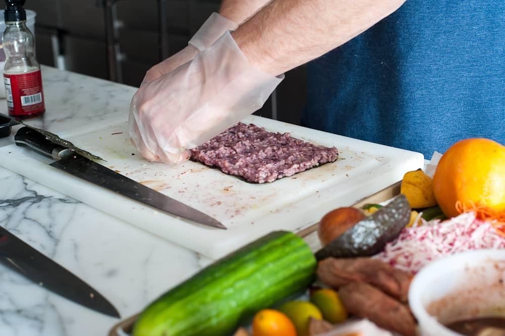 Making Colorful Sushi with Rham Fenton of Ramasushi: gallery image 2