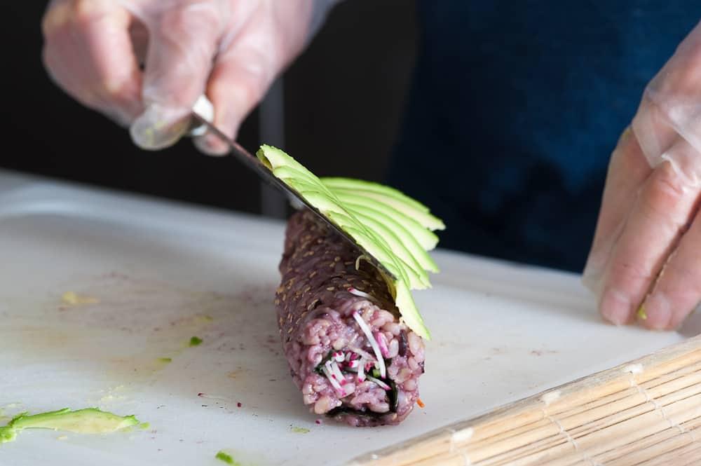 Making Colorful Sushi with Rham Fenton of Ramasushi: gallery image 7