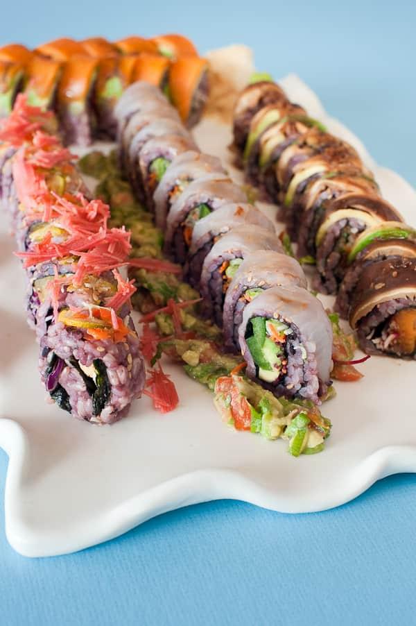 Making Colorful Sushi with Rham Fenton of Ramasushi: gallery image 15