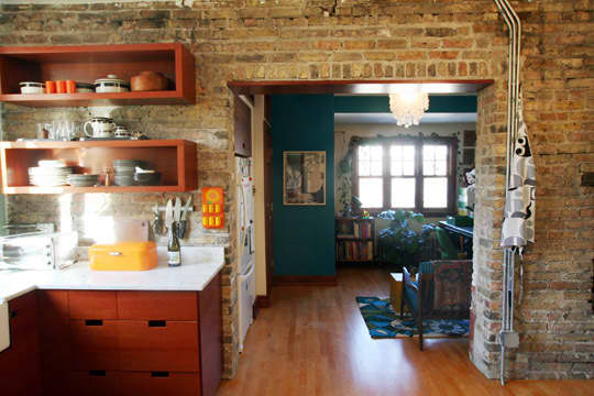 Christen Carter's Bright and Serene Chicago Kitchen: gallery image 2