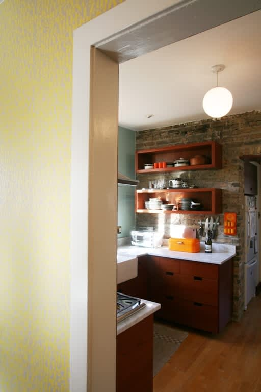 Christen Carter's Bright and Serene Chicago Kitchen: gallery image 15