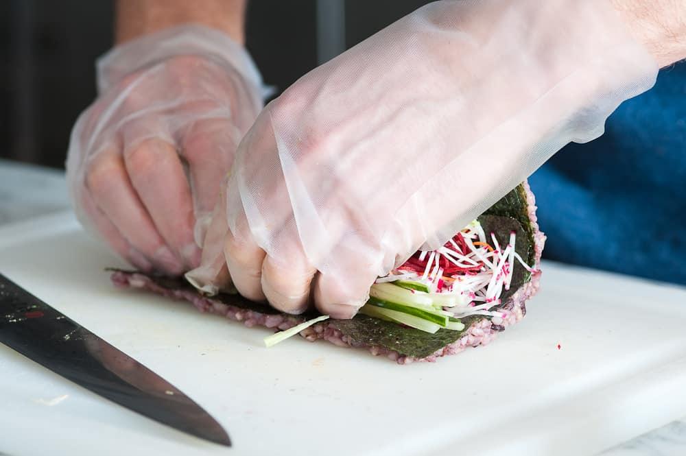 Making Colorful Sushi with Rham Fenton of Ramasushi: gallery image 5