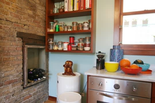 Christen Carter's Bright and Serene Chicago Kitchen: gallery image 12
