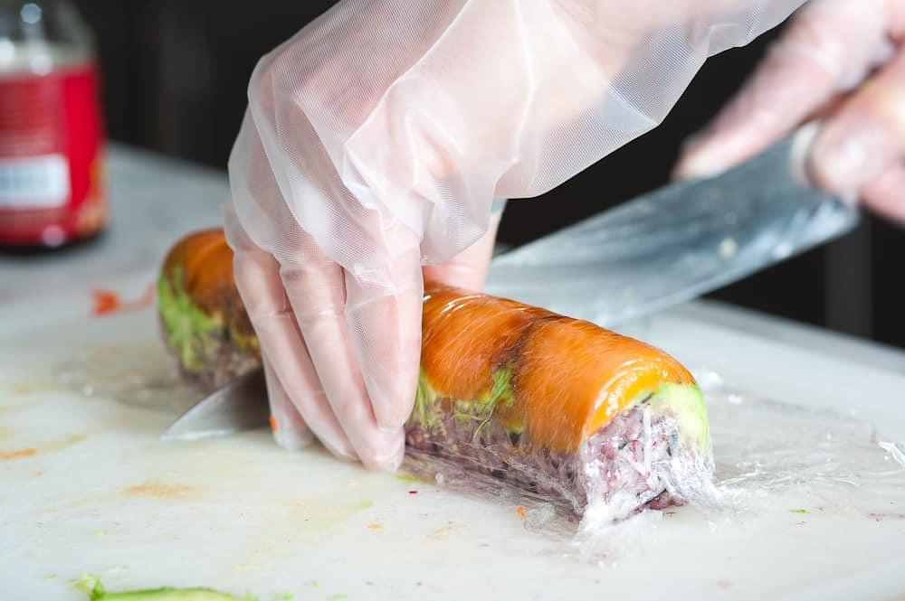 Making Colorful Sushi with Rham Fenton of Ramasushi: gallery image 12