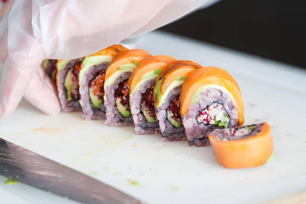 Making Colorful Sushi with Rham Fenton of Ramasushi: gallery image 13