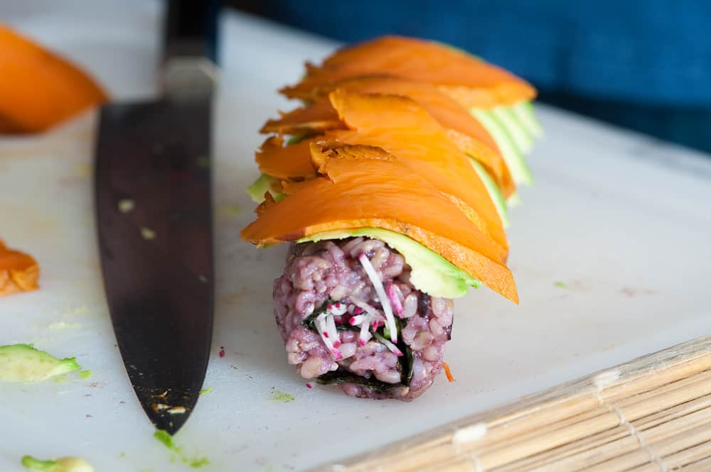 Making Colorful Sushi with Rham Fenton of Ramasushi: gallery image 9
