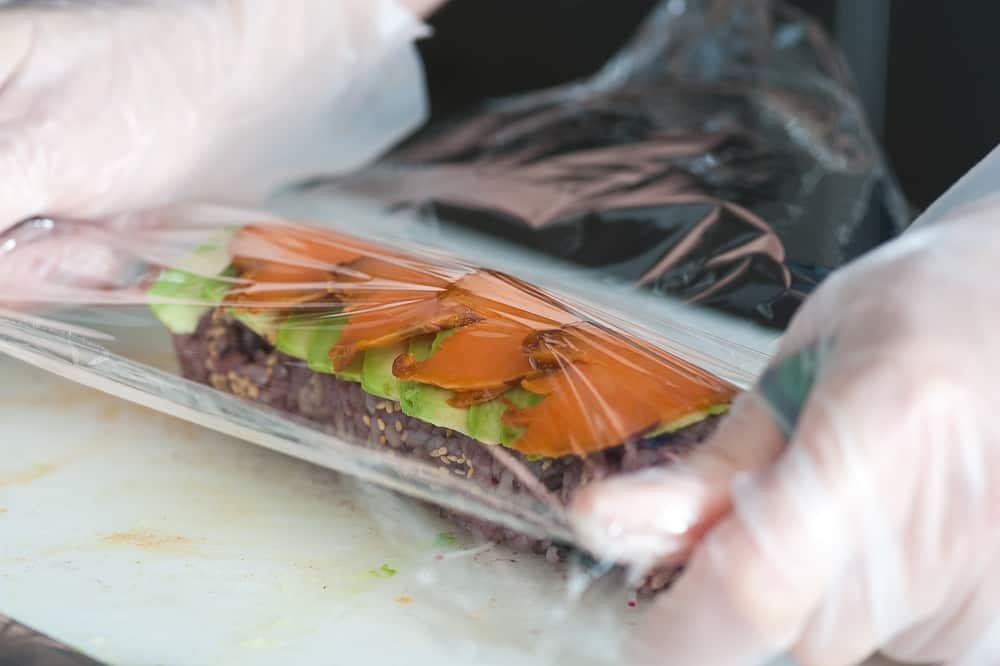 Making Colorful Sushi with Rham Fenton of Ramasushi: gallery image 10