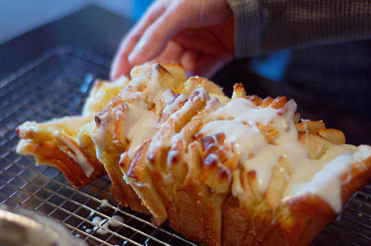 Lemon-Scented Pull-Apart Loaf from Leite's Culinaria Recipe Reviews: gallery image 5