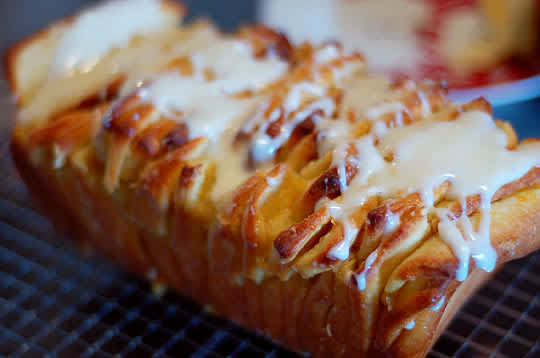 Lemon-Scented Pull-Apart Loaf from Leite's Culinaria Recipe Reviews: gallery image 1