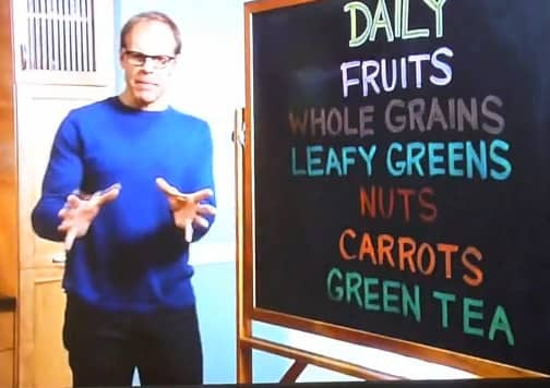 Alton Brown on Eating at Home and Eating Light: gallery image 1