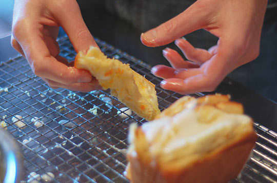 Lemon-Scented Pull-Apart Loaf from Leite's Culinaria Recipe Reviews: gallery image 6