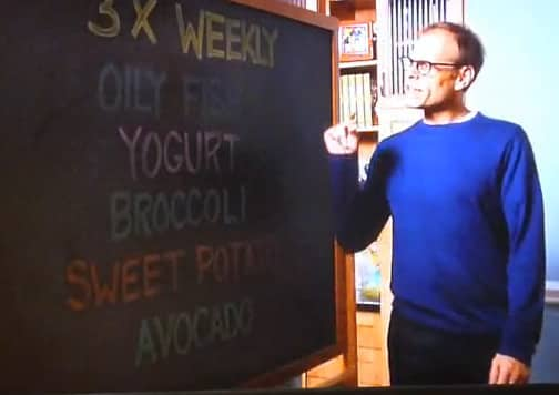 Alton Brown on Eating at Home and Eating Light: gallery image 2