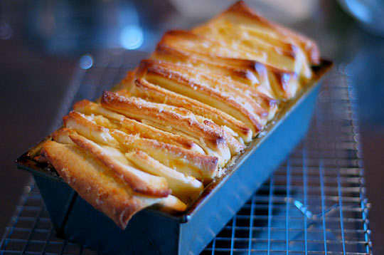 Lemon-Scented Pull-Apart Loaf from Leite's Culinaria Recipe Reviews: gallery image 3