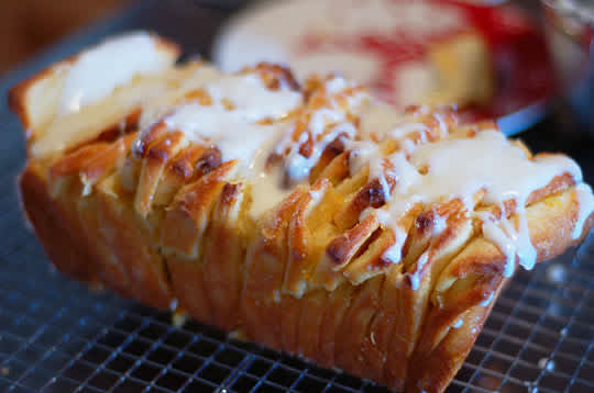 Lemon-Scented Pull-Apart Loaf from Leite's Culinaria Recipe Reviews: gallery image 4