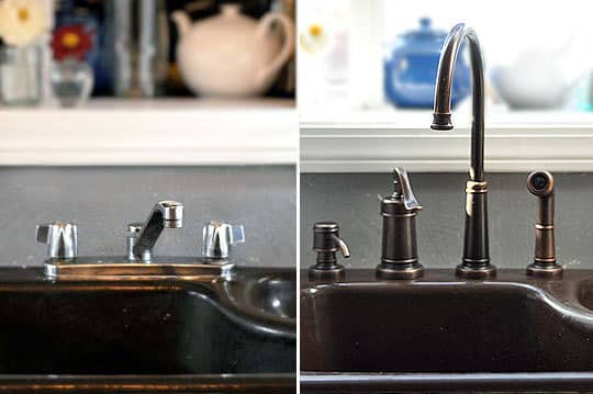 How To Replace a Kitchen Faucet: gallery image 1