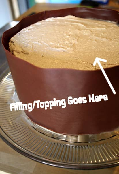 How To Make A Chocolate Cake Collar: gallery image 8