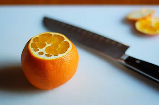How to Segment an Orange (or Any Citrus Fruit): gallery image 2
